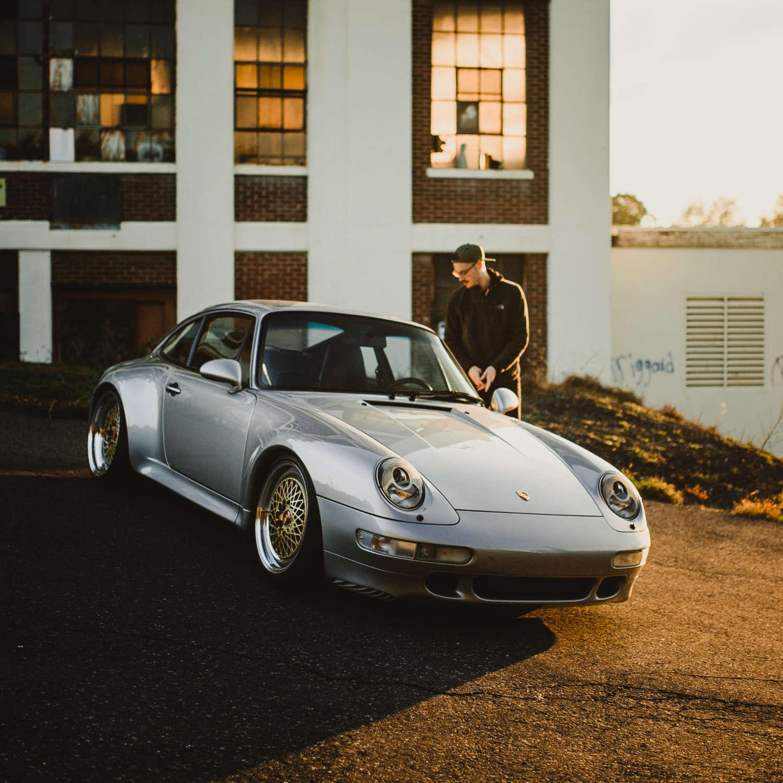 Porsche 993 Carrera S elferspot